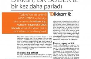 Dikkan Shone At Isk-Sodex !
